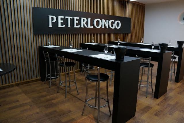 Visita à Vinícola Peterlongo