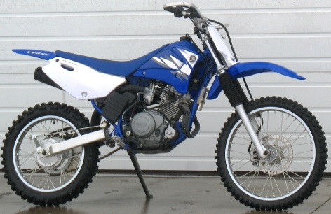 What Size Chain Yamaha Ttr