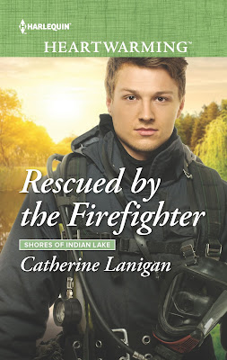 Rescued by the Firefighter cover