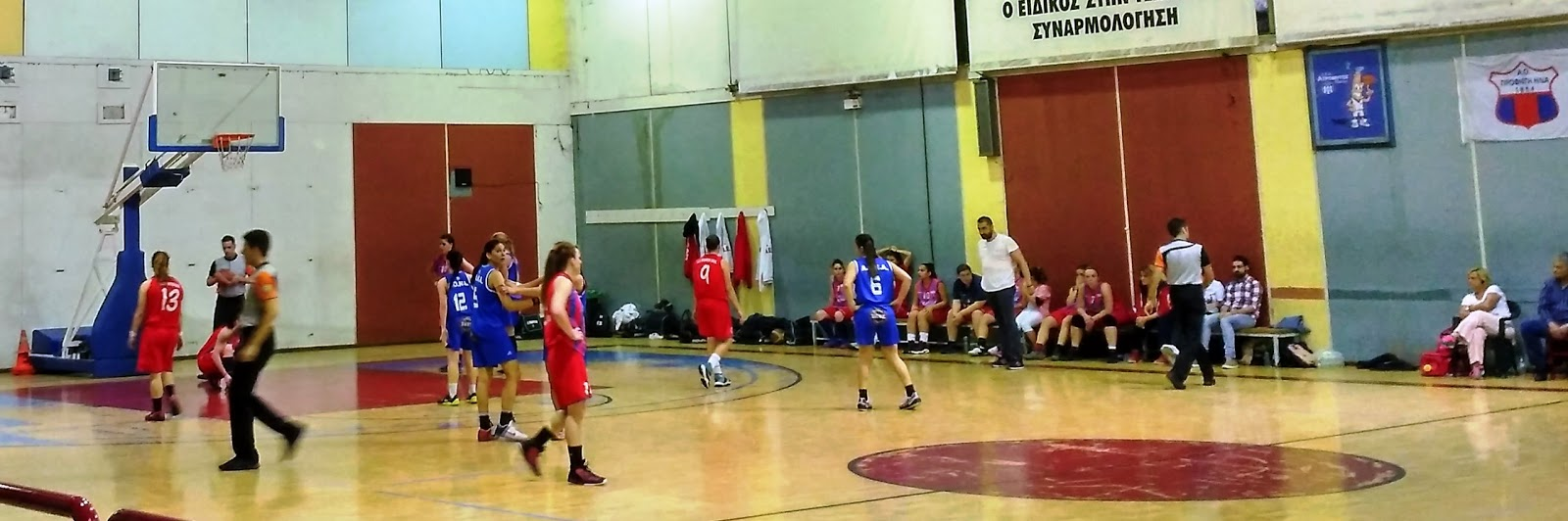 ΓΥΝΑΙΚΕΣ(ΤΕΛΙΚΟΣ) : Break στο break για τον ΑΟΝΑ 46-40 στην παράταση τον Προφ. Ηλία και όλα θα κριθούν την Κυριακή στην Αργυρούπολη (video sportshero)