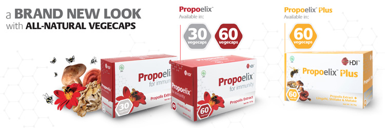Propoelix kemasan baru