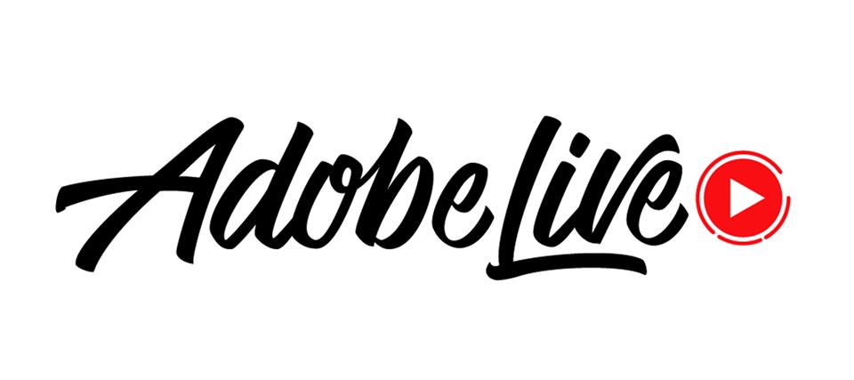 #AdobeLIVE Conoce y el calendario de las clases de