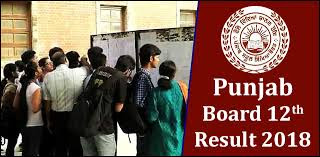 12th class result 2018 all Punjab boards