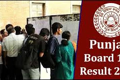 12th class result of all Punjab boards