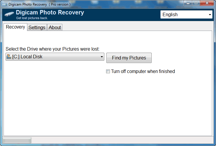 Get Digicam Photo Recovery Serial
