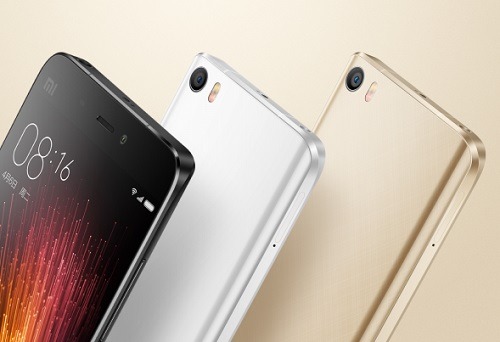 Spesifikasi Lengkap Xiaomi Mi5