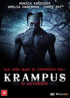 Krampus: O Acordo - HDRip Dublado