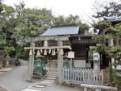 京都御苑:厳島神社