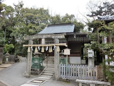 京都御苑厳島神社