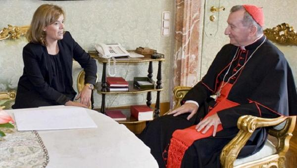 """España y El Vaticano comparten su """"profunda preocupación"""" por la crisis en Venezuela"""