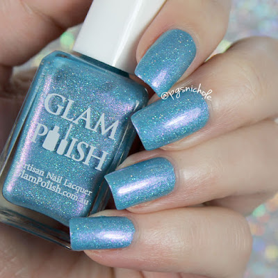 Glam Polish  I've Got My Eye on You