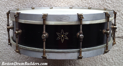 Nokes & Nicolai All Metal Snare Drum
