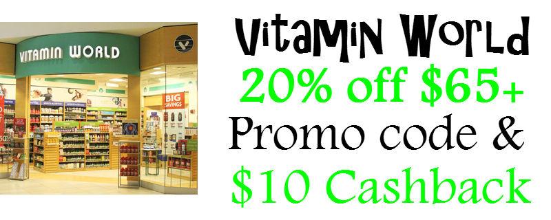 vitamin world printable coupons april 2019
