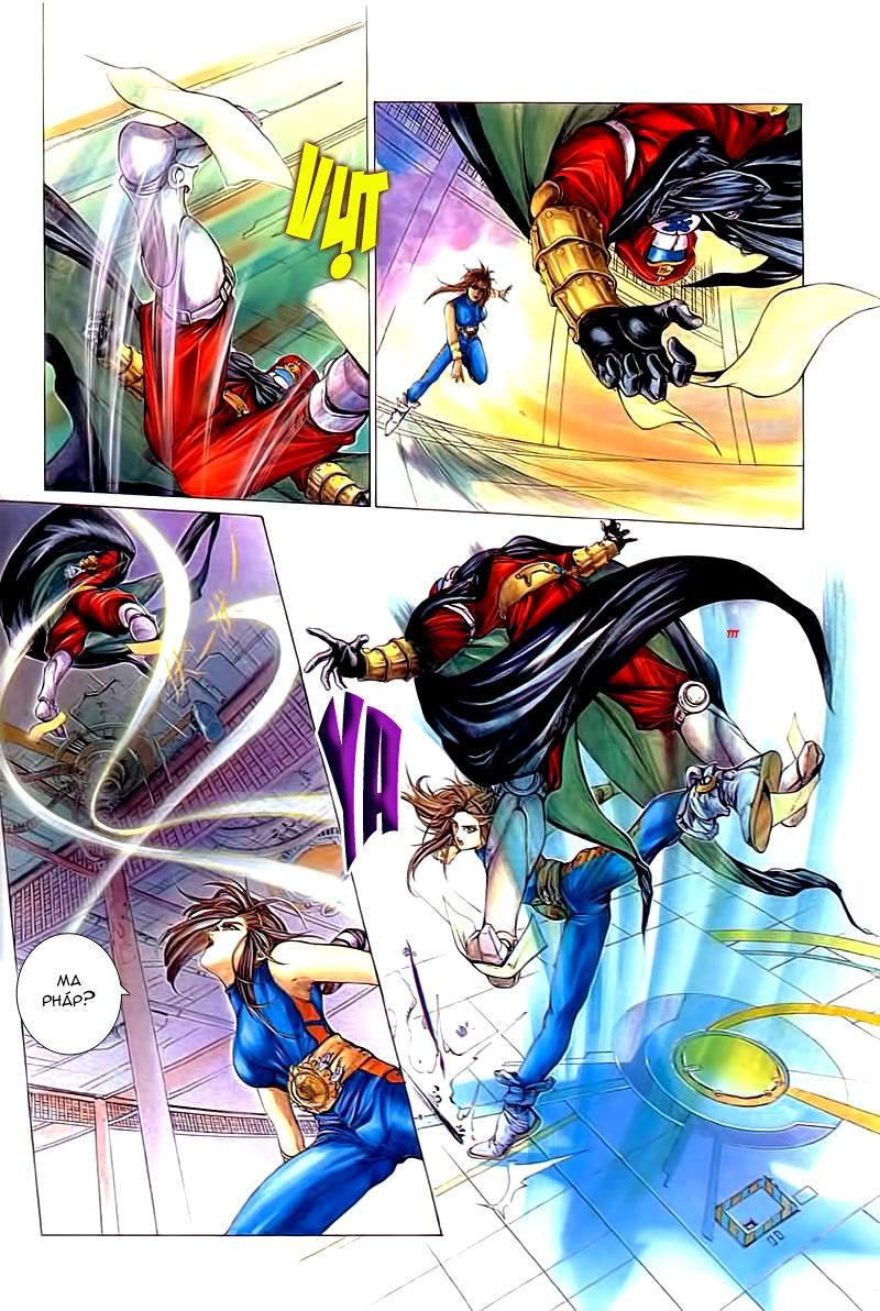 Cyber Weapon Z - Siêu Thần Z chap 2 - Trang 38