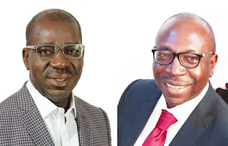 #EdoDecides: Obaseki, Ize-Iyamu take fight to social media