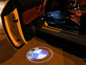 Jual 3D Door LED Light BMW