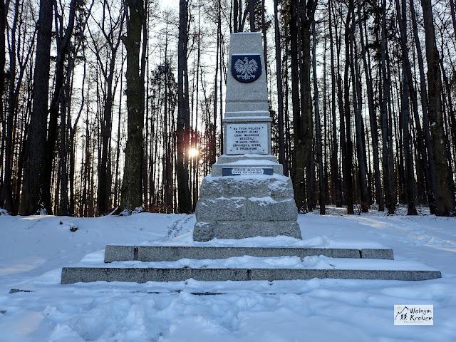 Pomnik Ułanów Legii Nadwiślańskiej  1807
