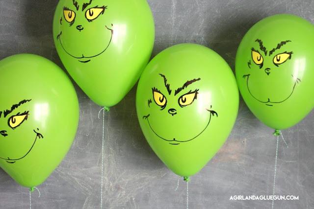 vinyl on balloons, silhouette cameo vinyl, silhouette cameo ideas, vinyl balloons