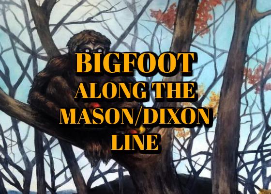 Bigfoot Along the Mason / Dixon Line