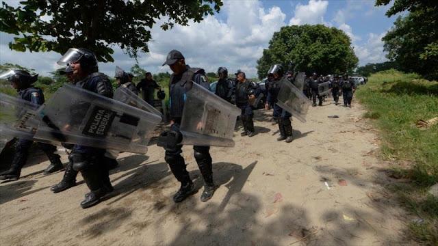 México blinda su frontera para impedir ingreso de migrantes