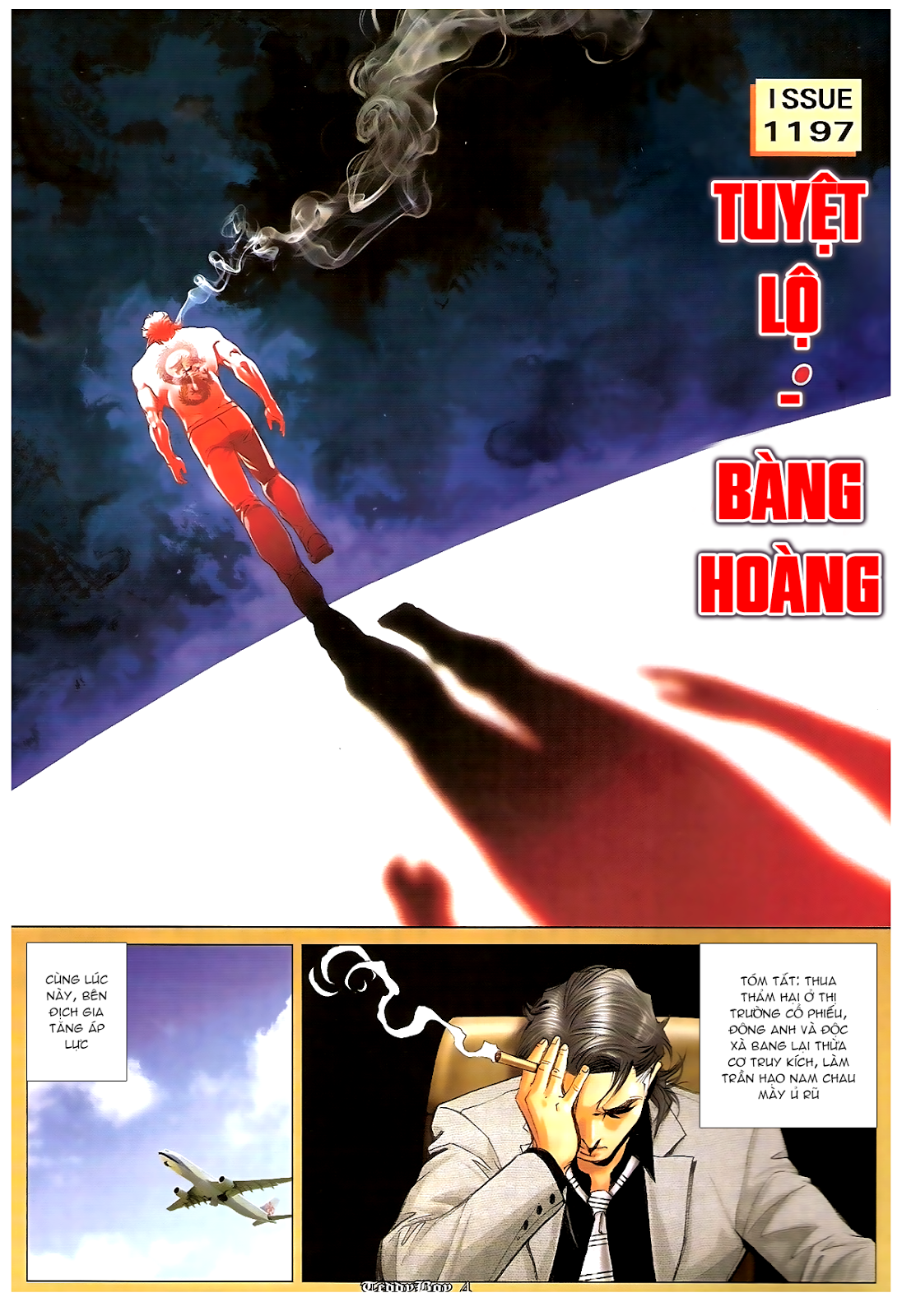 Người Trong Giang Hồ - Chapter 1197: Cùng đường - Pic 2