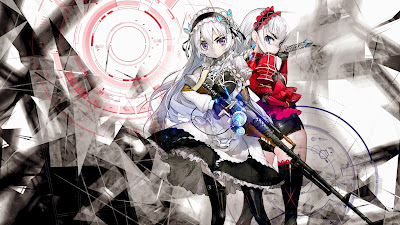Chaika -The Coffin Princess- S1 | Hitsugi no Chaika S1 | 720p | BDRip | English Subbed