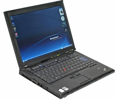 Laptop IBM THINKPAD R61