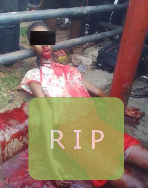 girl killed ritualists lagos