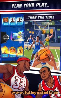 Rival Stars Basketball Apk indir