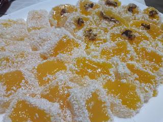 Portakallı Lokum