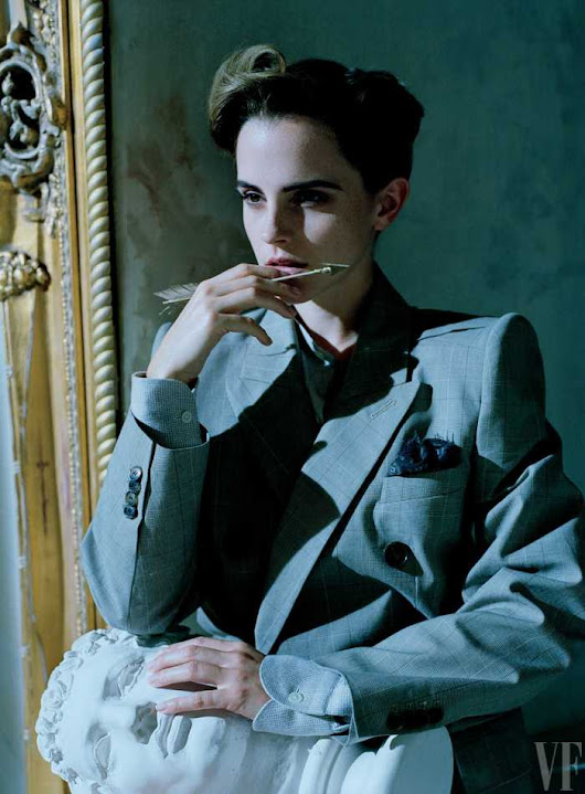 Emma Watson by Tim Walker - Vanity Fair March '17