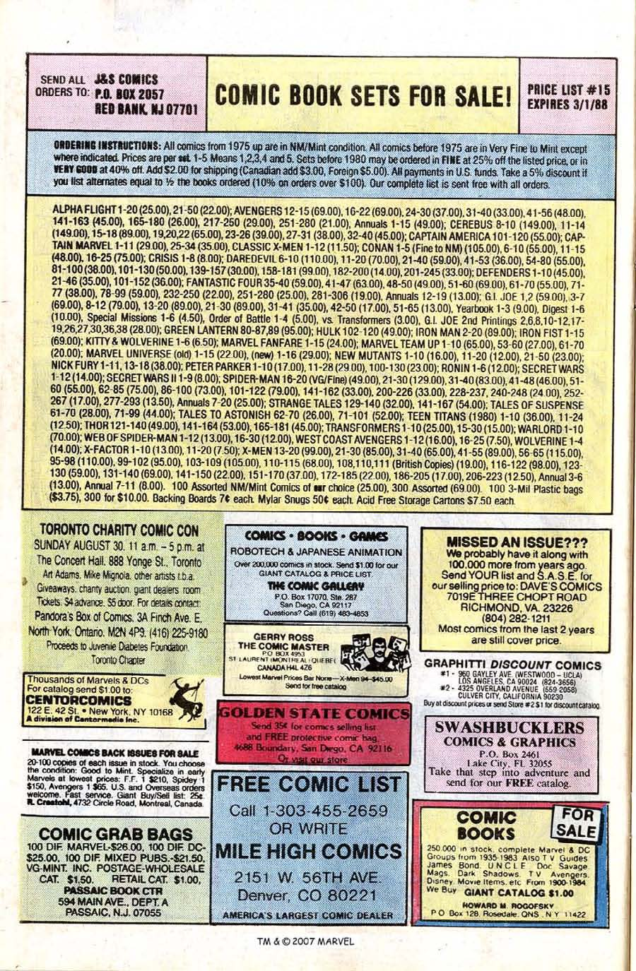 Read online Silver Surfer (1987) comic -  Issue #6 - 30