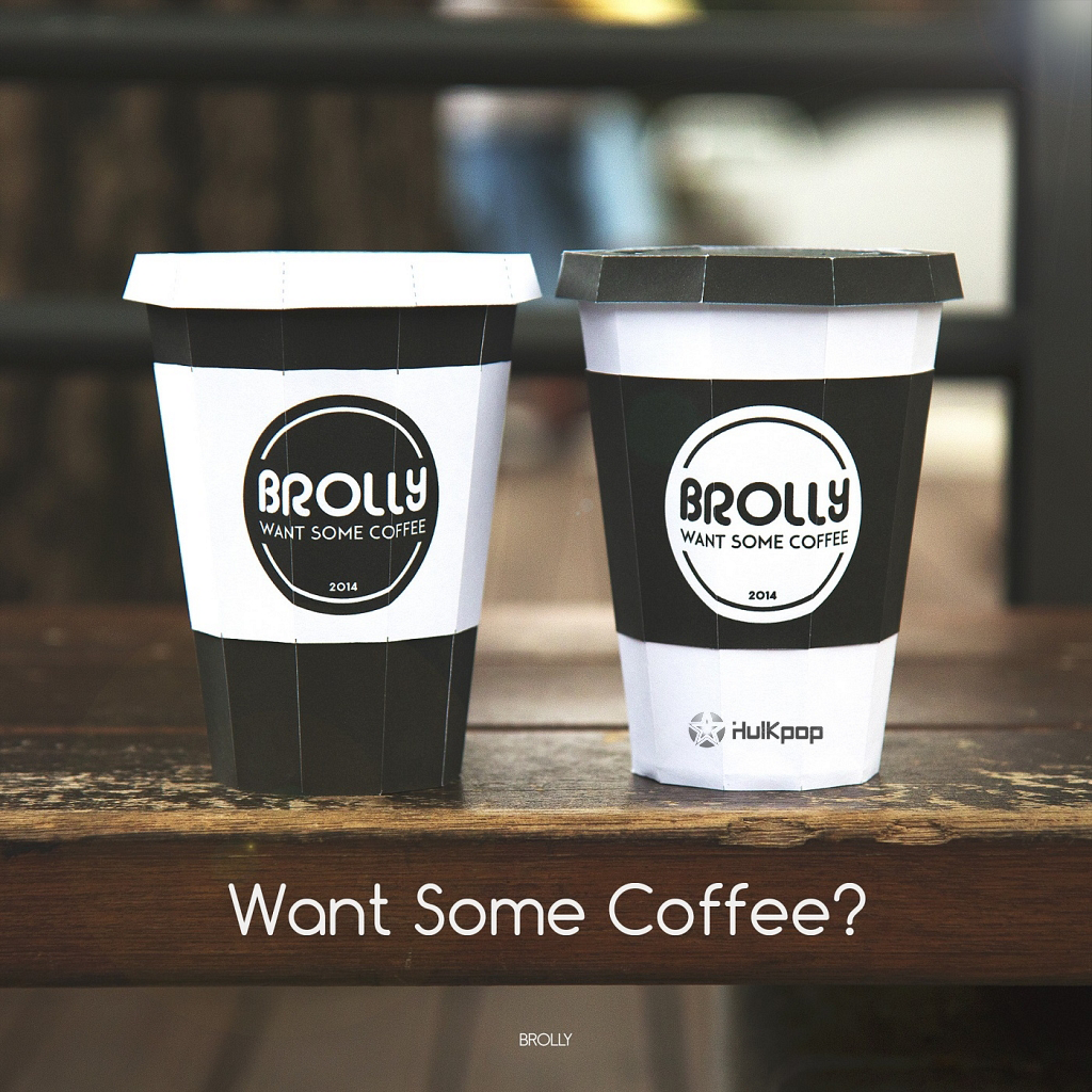 [Single] Brolly – Cup Of Coffee