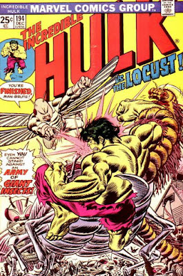 Incredible Hulk #194, the Locust