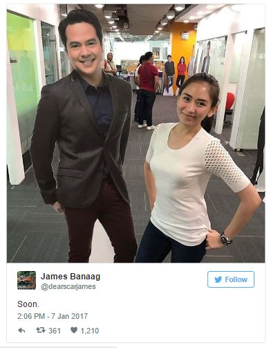 OMG! Sarah Geronimo and John Lloyd Cruz Will Reunite For A New Movie This Year!