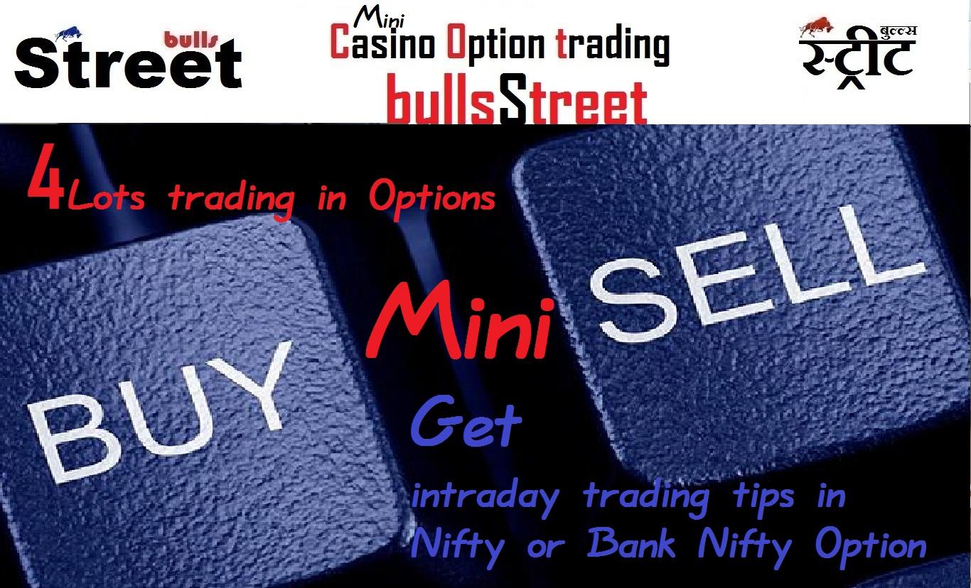 Mini options brokers
