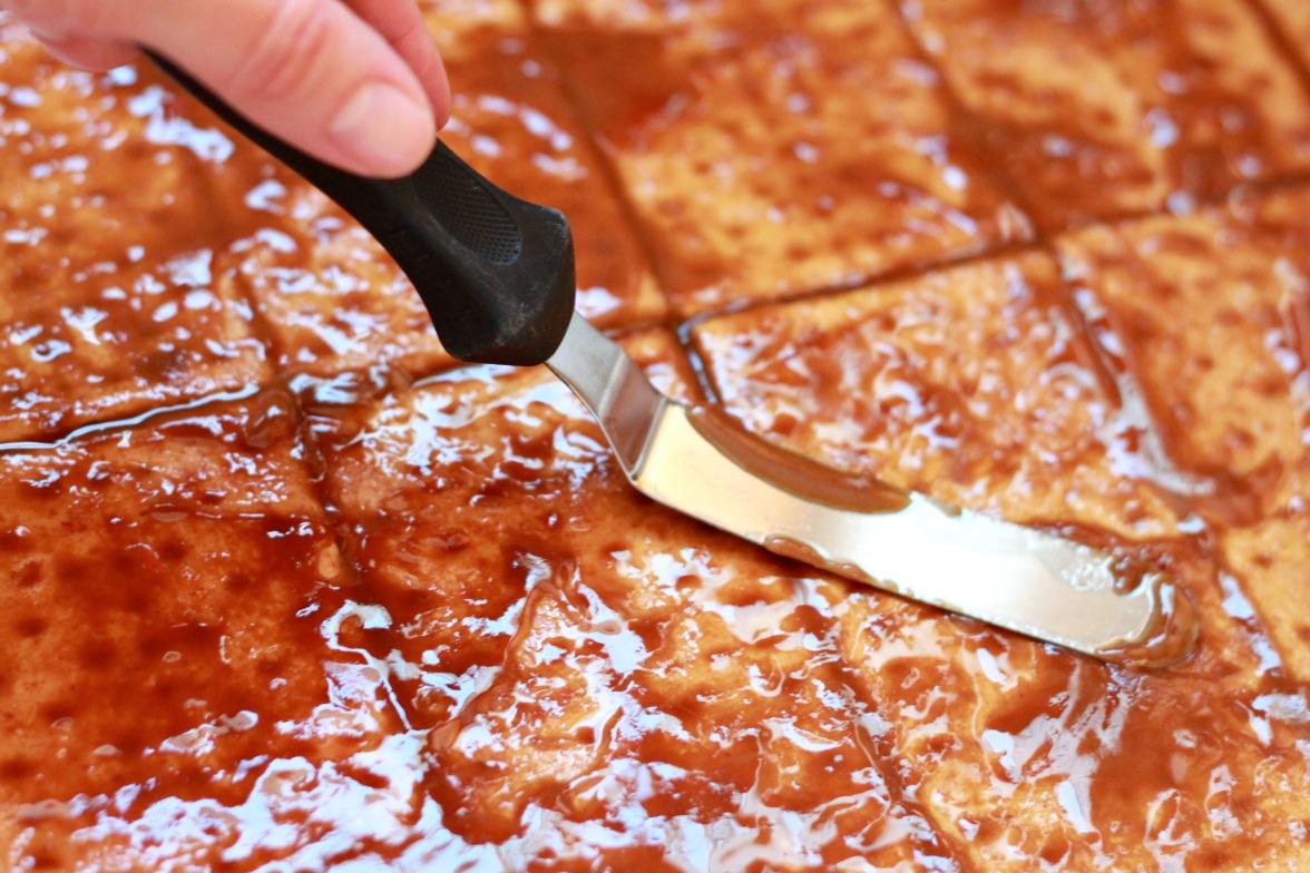 Spiced Caramelized Graham Crackers Shauna Sever The
