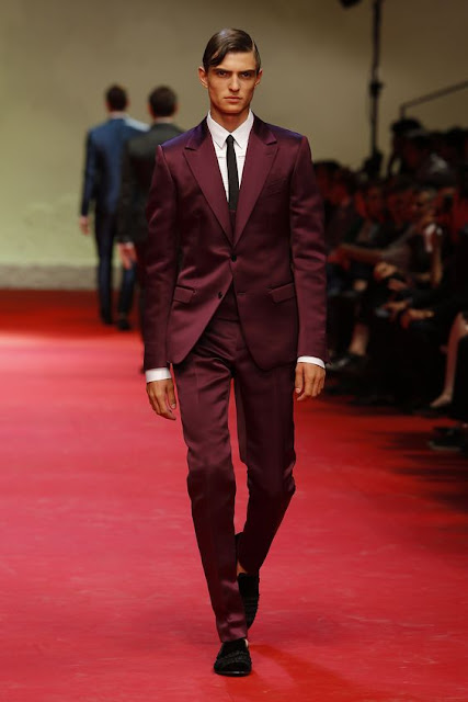 Tendencias en moda nupcial masculina - Foto: Dolce Gabbana