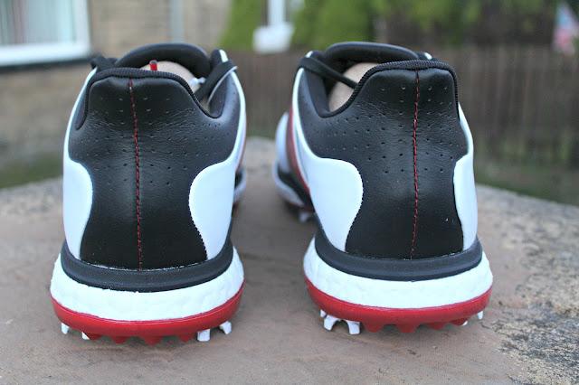 Adidas Tour360 heels
