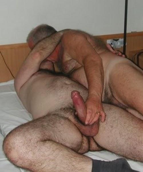 Grandpa gay anal sex