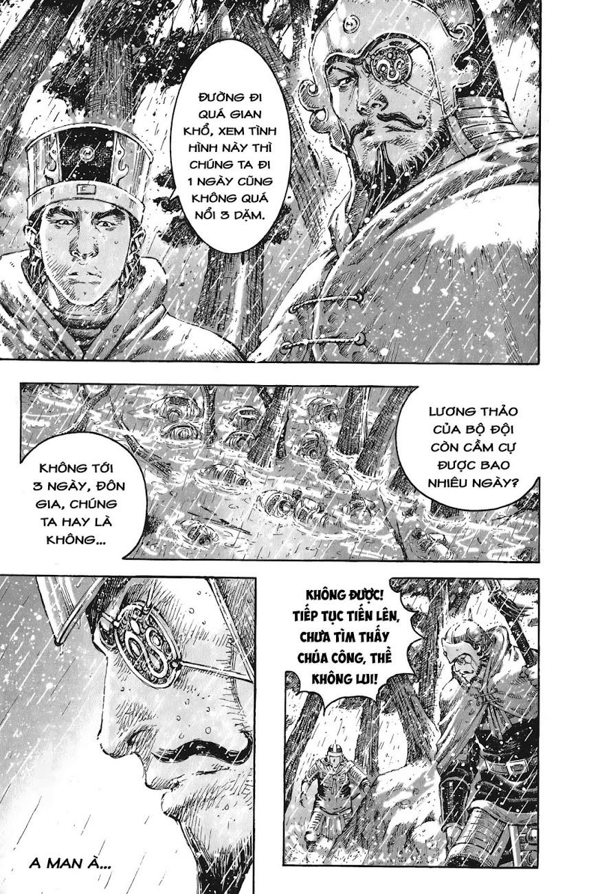 Hỏa phụng liêu nguyên Chương 439: Doanh lạc địa ngục [Remake] trang 3