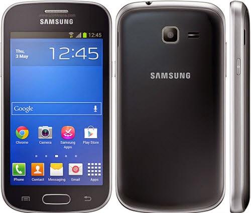 Pour Samsung Galaxy Trend Lite GT-S7390g / Galaxy Fresh Duos S7392 Housse Coque,Étui à rabat,clapet,PU cuir pochette portefeuille,avec Support,rabat magnetique,Fente de carte,accessoire téléphone mobile portable,Case Cover de protection,antichoc,dura