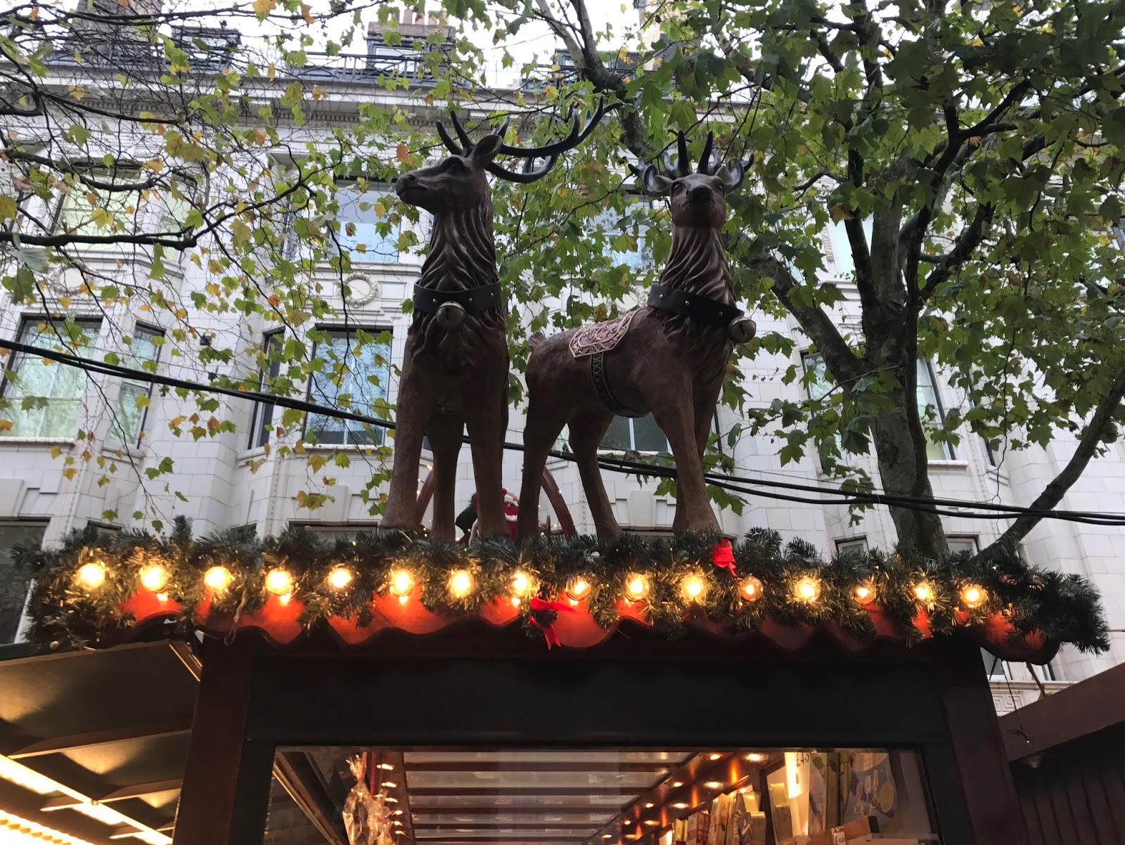 A Day Trip To The Birmingham Christmas Market.