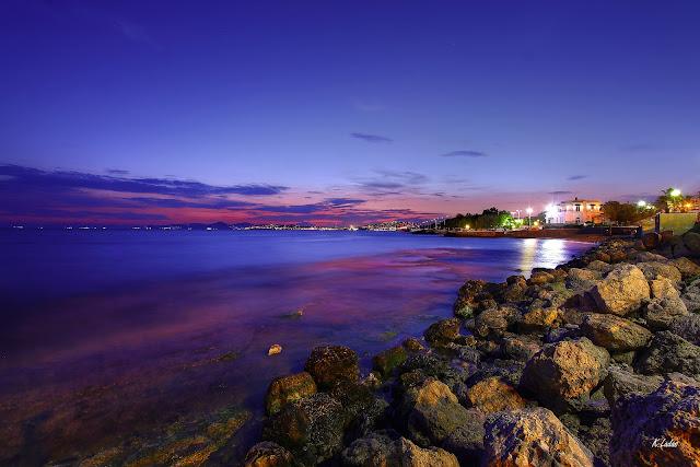νυχτερινή φωτογραφία -Κώστας Λαδάς