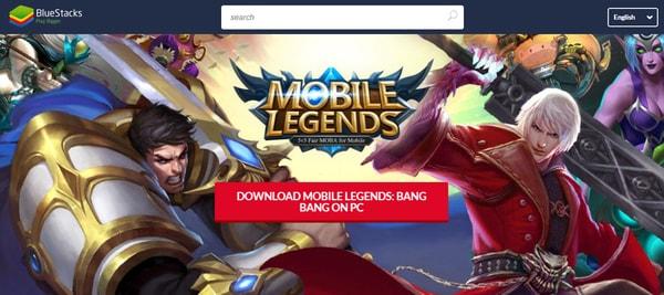 Mobile Legends PC - Download Mobile Legends Bang Bang on PC/MAC