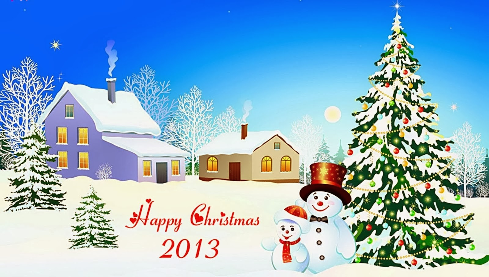 Merry Christmas Happy New Year 2014.5 Send Free New Years Greeting Cards 2014