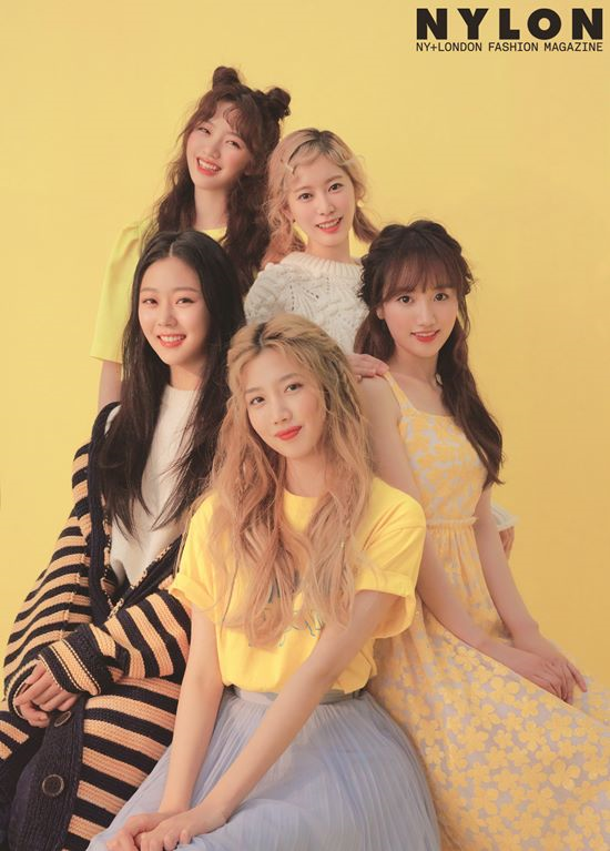 Cherry Bullet Korean Girl Group