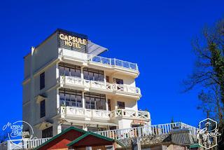 khách sạn sapa capsule