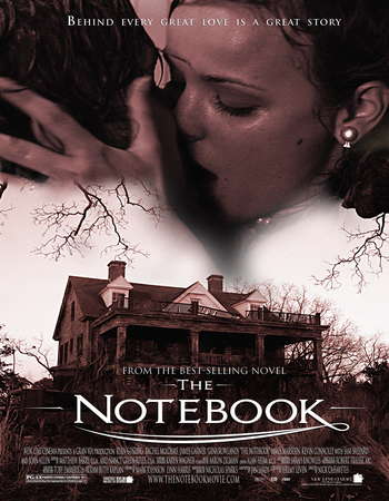 The Notebook 2004 Dual Audio 550MB BRRip 720p ESubs HEVC