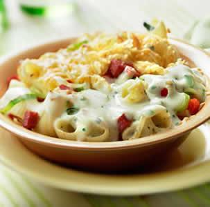 Mari bunda dan Sis lihat cara menciptakan masakan Macaroni Kukus yang yummy dari RESEP Resep Macaroni Schotel Daging Giling